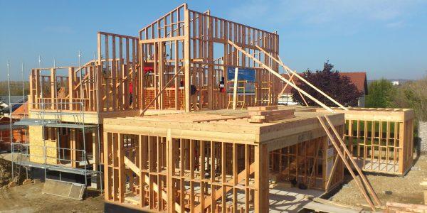 Case lemn din panouri 2