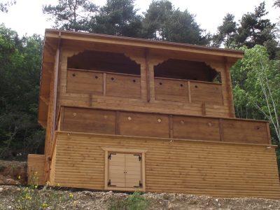casa lemn amico 2